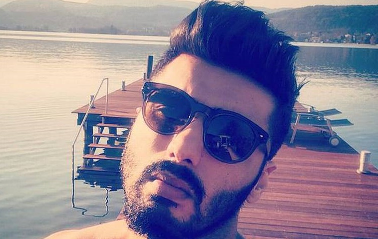 Arjun Kapoor shares a holiday selfie