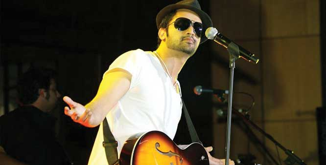 I'm here to share love: Atif Aslam on performing in India