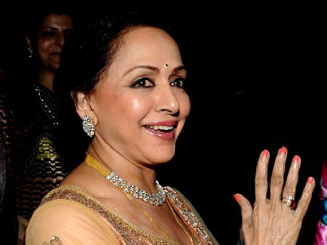 Hema Malini excited about 'promotion' as grandmother