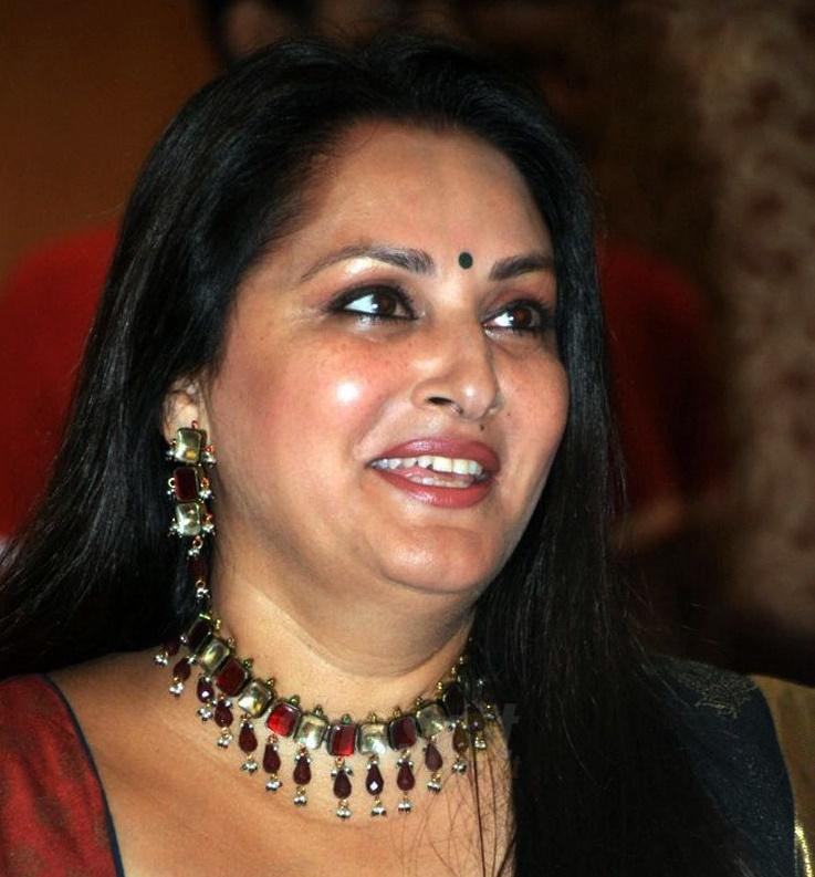 In rampur, jaya prada up against azam khan who had called her naachne waali