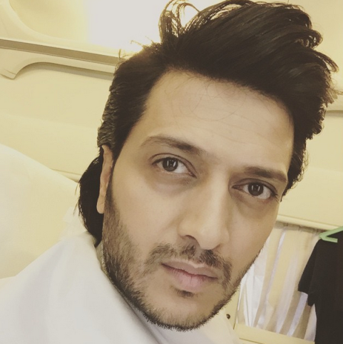 Revealed - Riteish Deshmukh's Look for an Upcoming Cameo Role