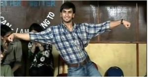 Watch: Hilarious video of Ranveer Singh's 'First Day' in acting class