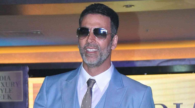 Akshay Kumar: Donating 'Gabbar Is Back' earnings for Nepal not my call
