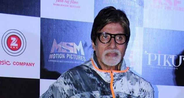 Amitabh Bachchan: Must do whatever we can to help Nepal victims
