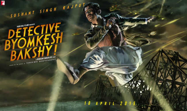 'Detective Byomkesh Bakshy!' Movie Review - Bollywood Bubble