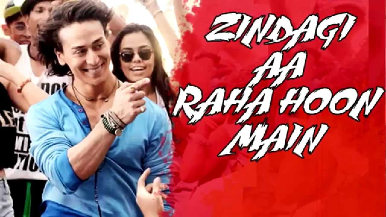Watch: Flying Tiger Shroff in a Music Video