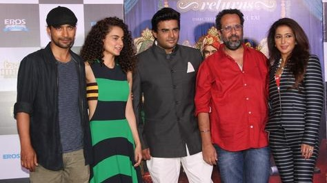 Kangana Ranaut: Challenging to look convincing with Haryanvi accent