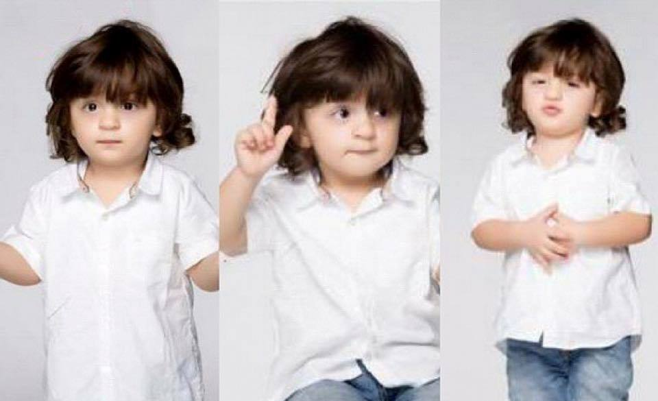 Shah Rukh Khan's son AbRam Khan's Latest Photoshoot