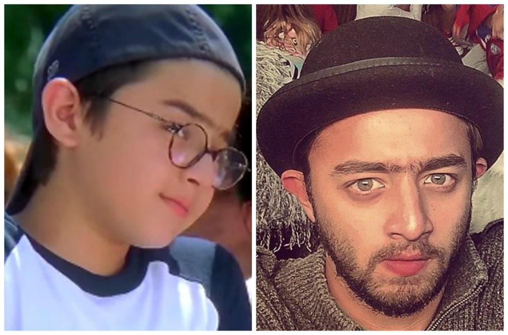 Athit Naik then and now