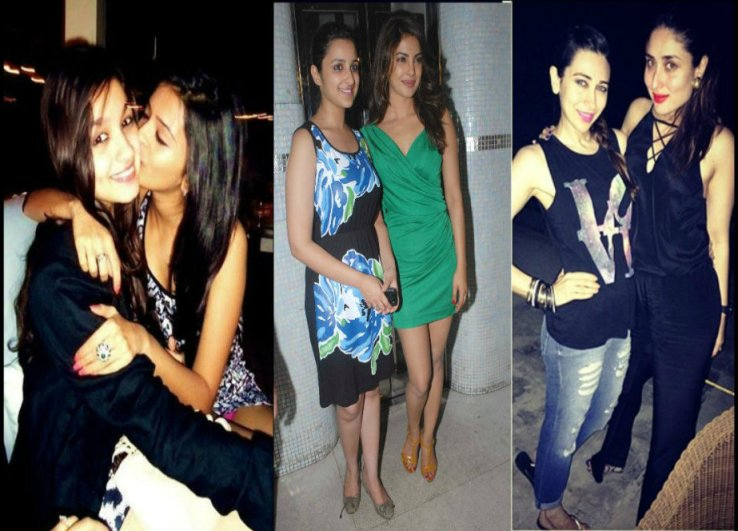 Bollywood Sisters who set the perfect example of