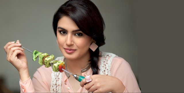 Huma Qureshi's undying love for home cooked food