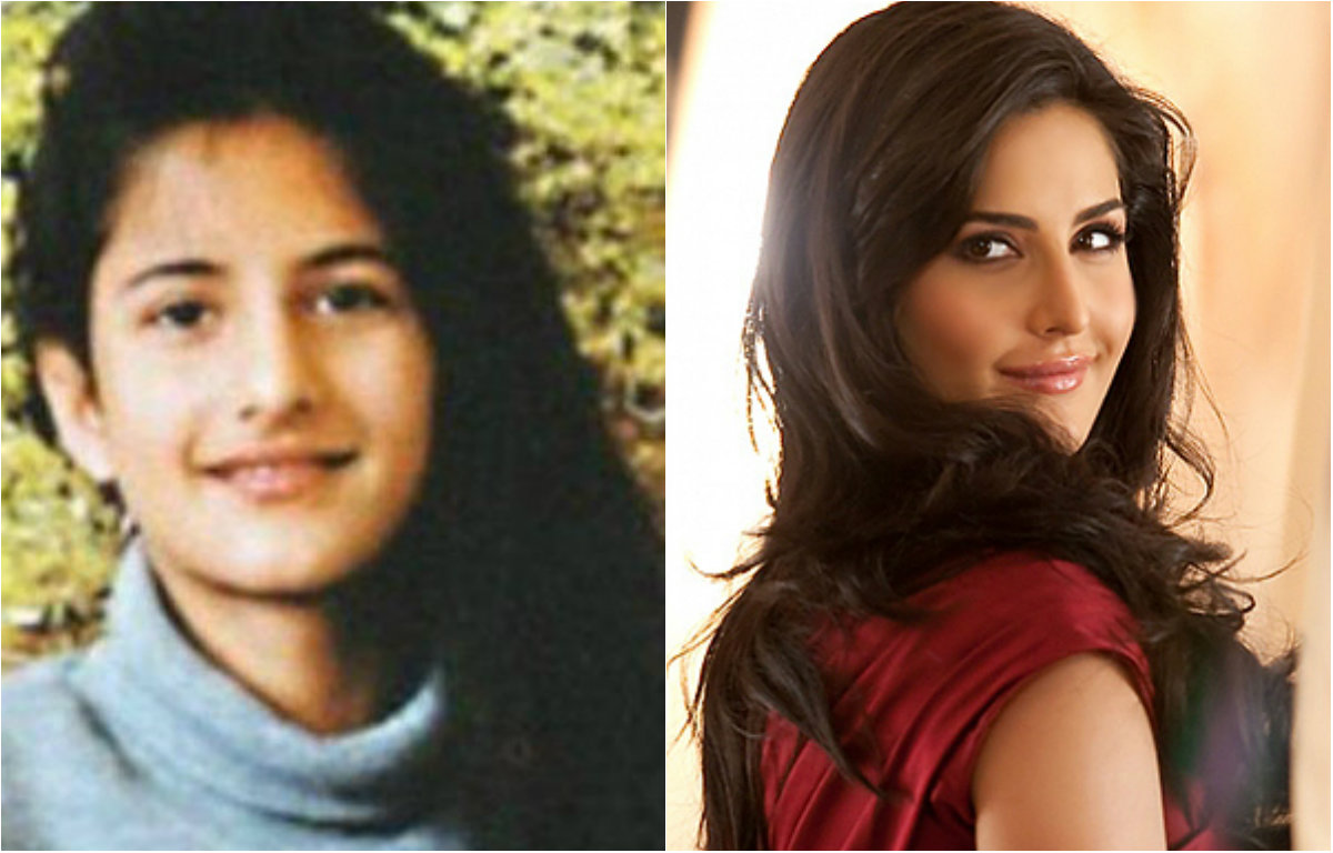 Bollywood Actresses - Childhood Vs Now