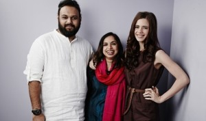 Kalki Koechlin with friends