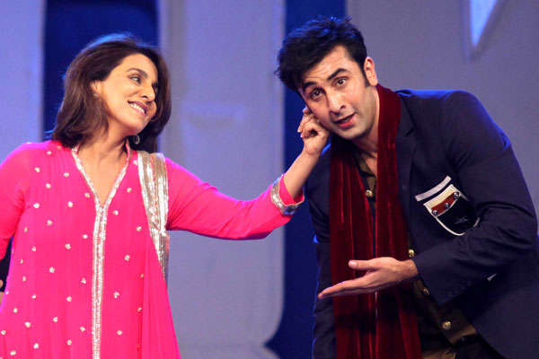 Ranbir Kapoor : Mother always our first love