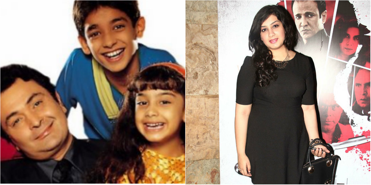 Sakshi Sem then and now