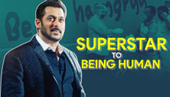 Salman Khan's inspirational life journey from being a superstar to being human for millions of his fans