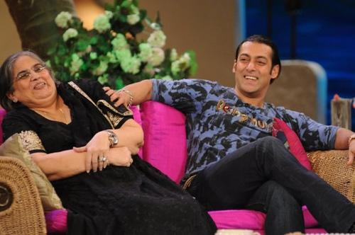 Image result for salman with his mom