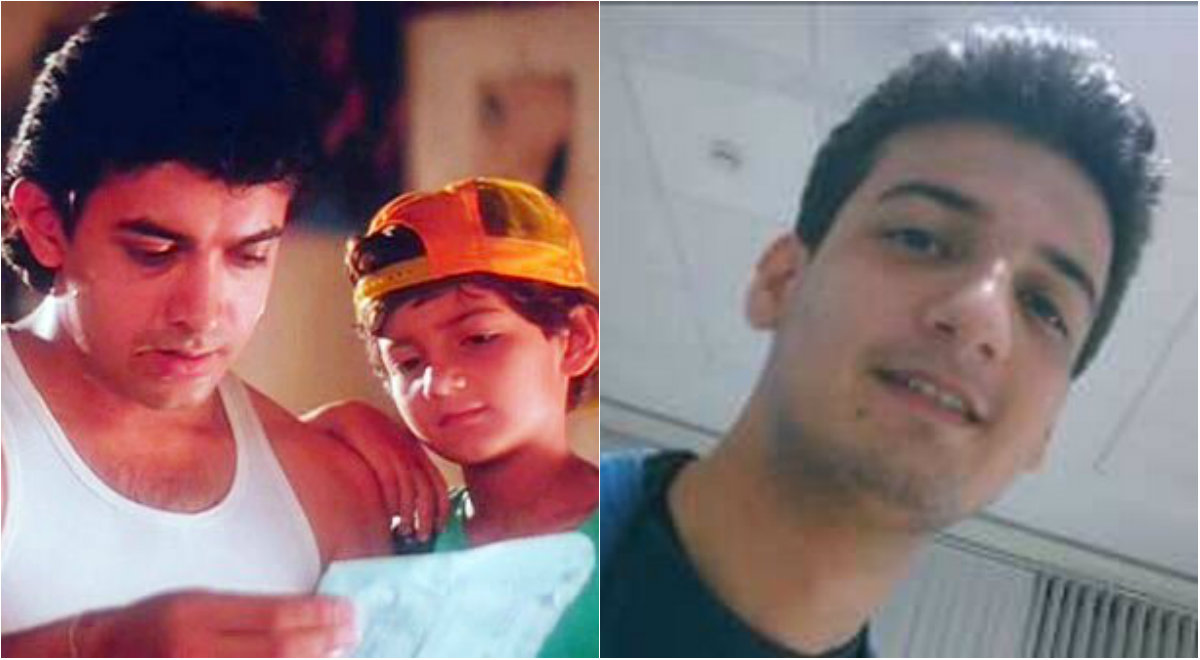 Adil Rizvi then and now