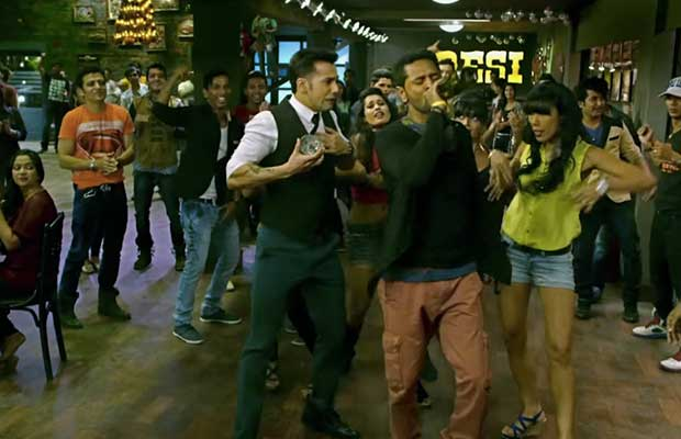 Watch:  Prabhudheva in 'Happy Hour' from 'ABCD2'