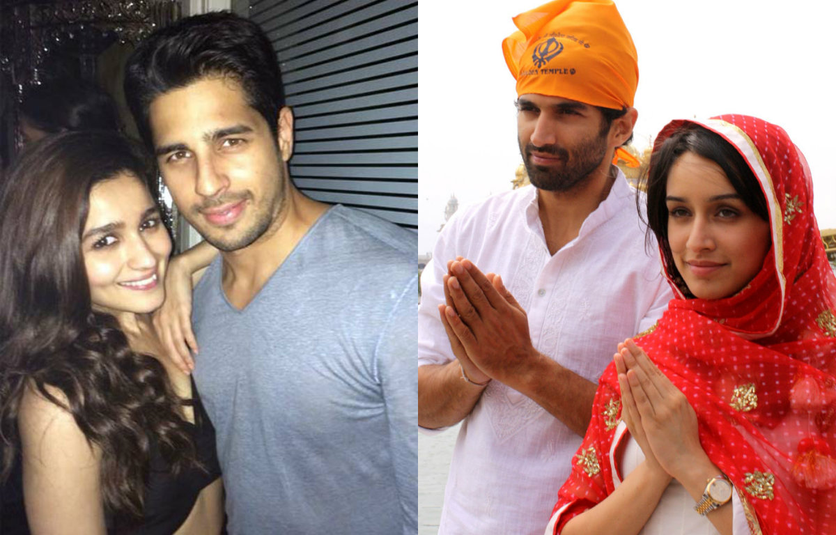 Bollywood Couples who should Stop Hiding and Come Out in Public