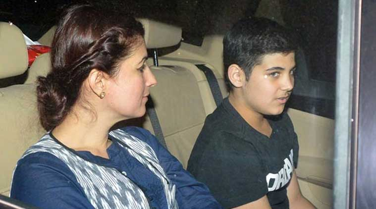 Why is Twinkle Khanna angry with son Aarav?