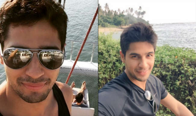 Sidharth Malhotra shares 'out of bed' selfie