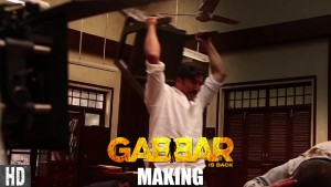 Making of 'Gabbar Is Back' fight scenes