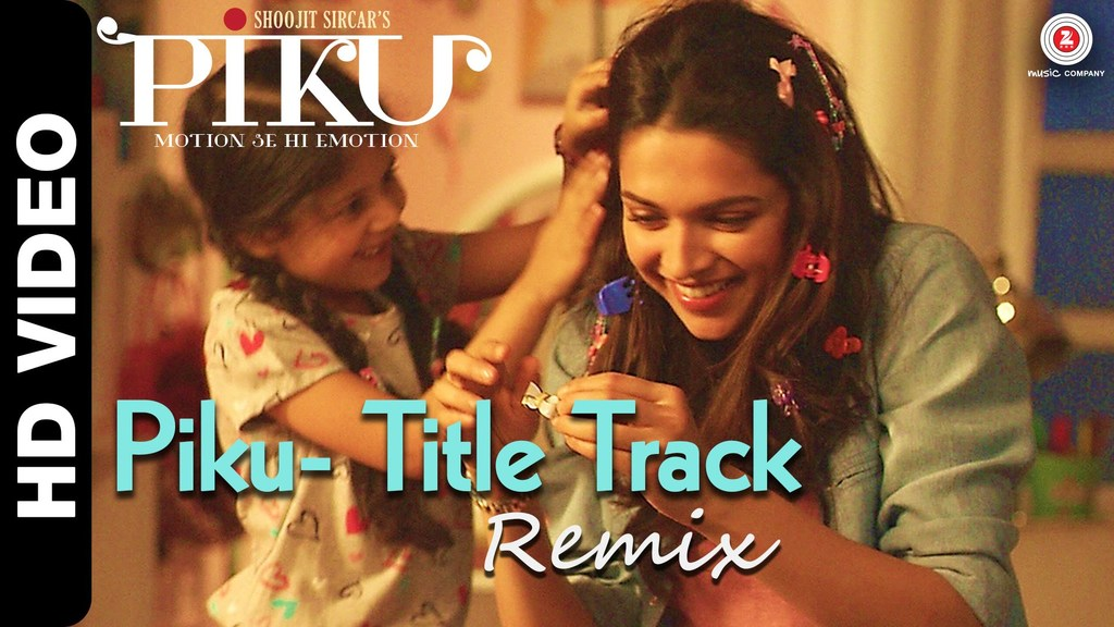 Watch: Remix version of  'Piku' title track