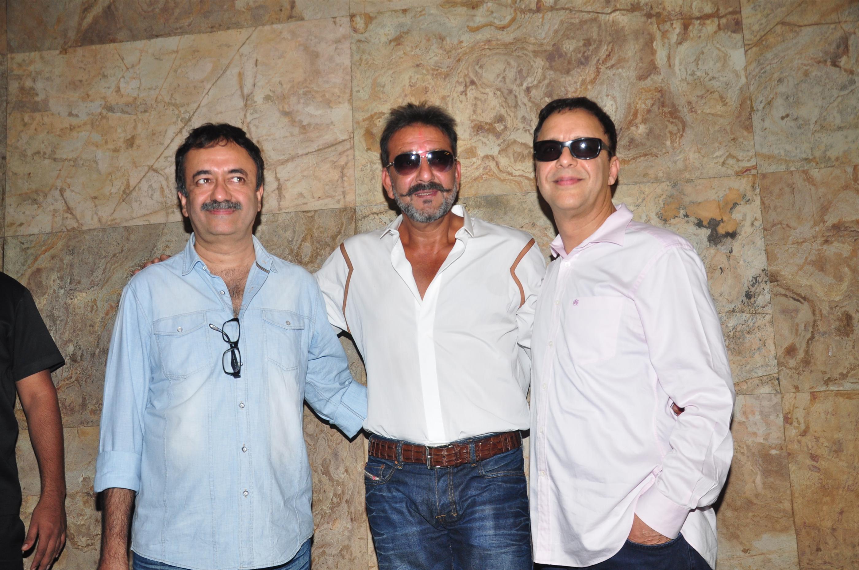 Sanjay Dutt biopic shelved