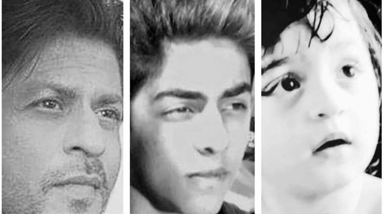 Shah Rukh Khan's Mother's Day special message for his sons