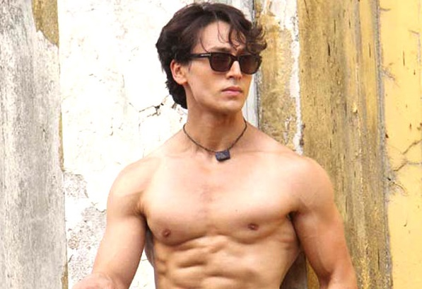 Tiger Shroff Confident on the 1st day of 'Baaghi'