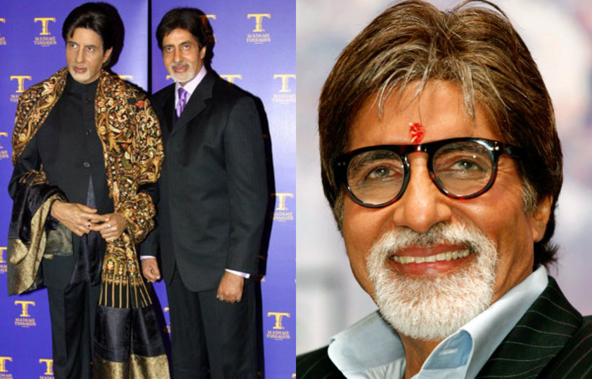 10 Lesser known facts about Amitabh Bachchan