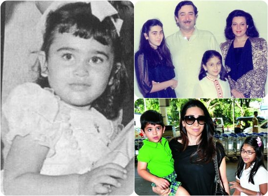 Rare and unseen pictures of Birthday girl Karisma Kapoor