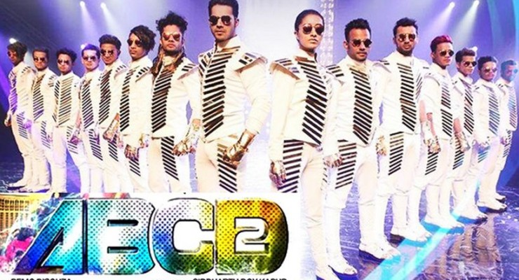 Check out: 'ABCD 2' weekend Box-Office Collections