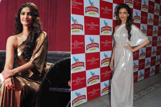 Deepika Padukone - Sonam Kapoor