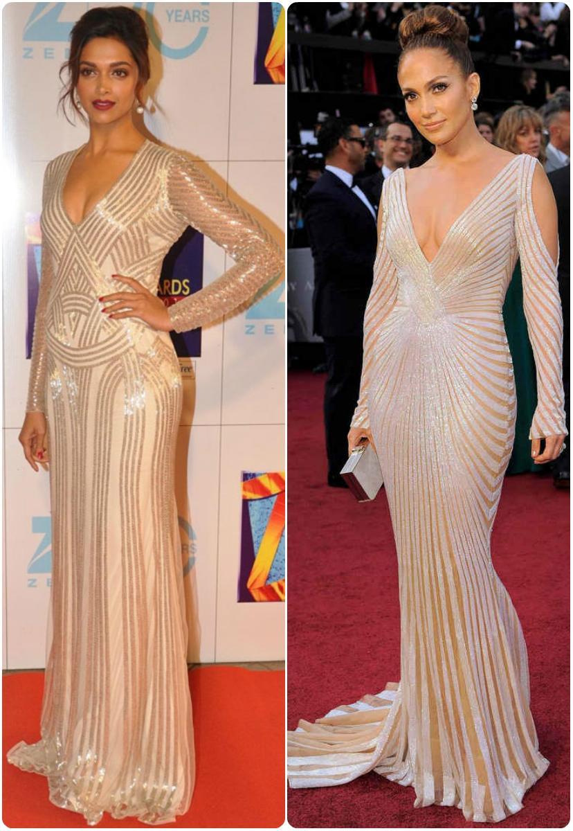 Deepika Padukone – Jennifer Lopez