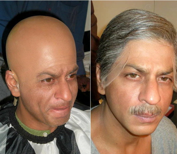 PICS: Shah Rukh Khan loves to experiment with wigs and how!