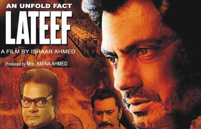 Producer Rajesh Sharma to file case against 'Lateef' director