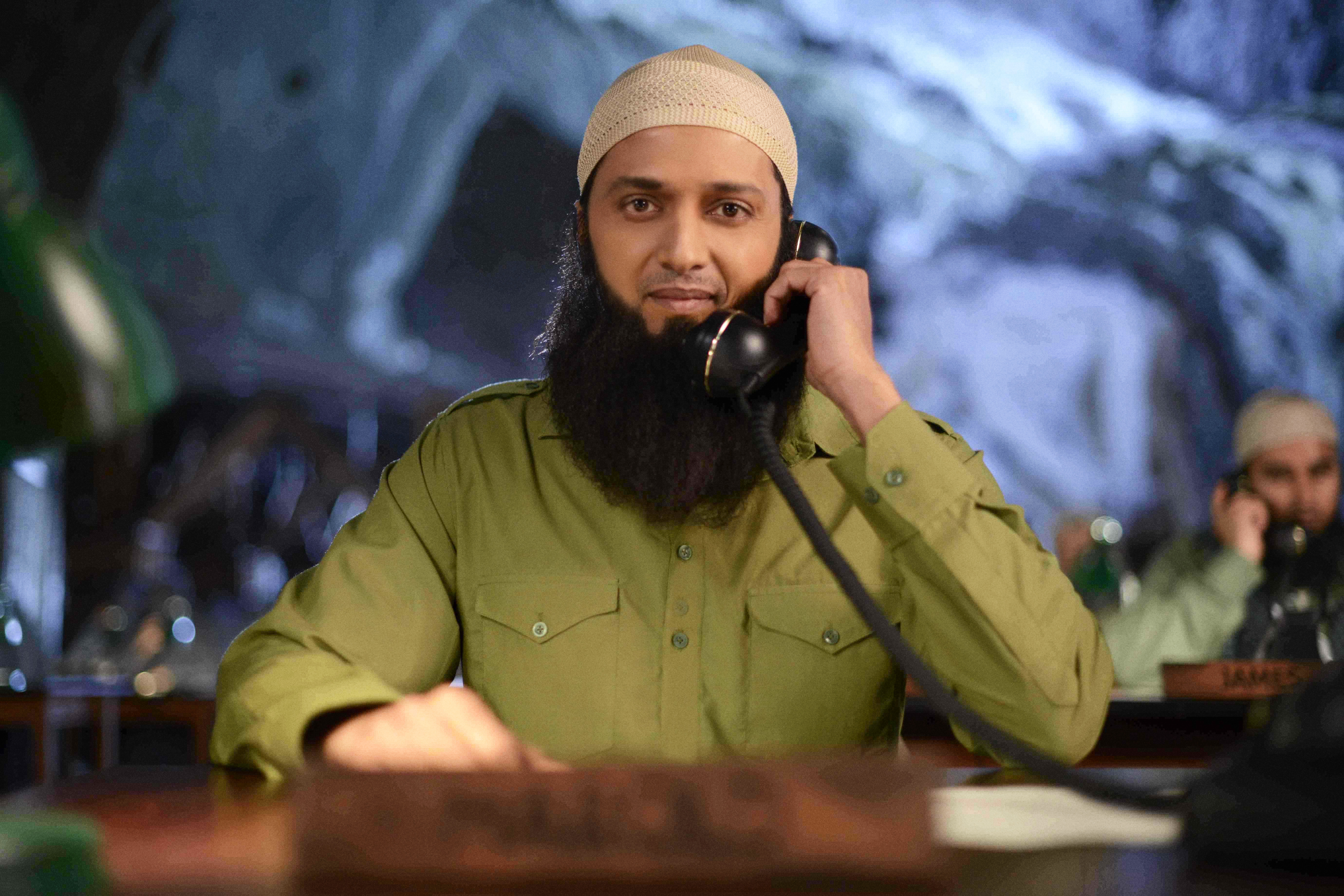 Revealed - Riteish Deshmukh's First Look from Bangistan