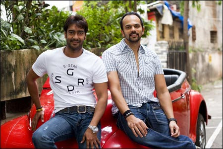 Rohit Shetty: Ajay Devgn is like an elder brother to me