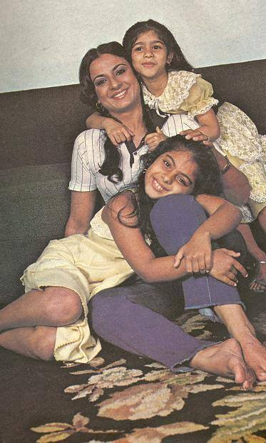 The Mukherji Family