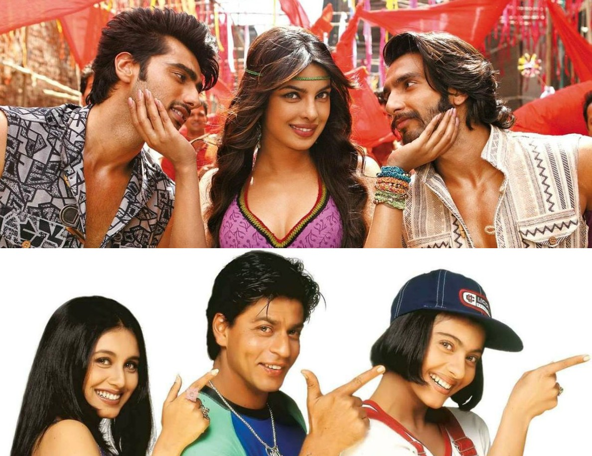 Top 15 reel life love triangles of Bollywood