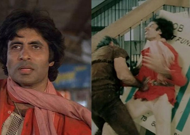Bollywood actors who almost died on the sets