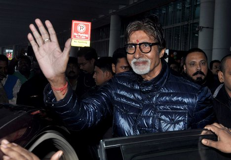 Amitabh Bachchan to be immortalised in  Leicester square