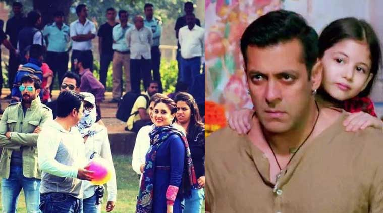 Salman Khan goes gaga over 'Bajrangi Bhaijaan' team