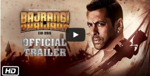 Watch : Salman Khan's 'Bajrangi Bhaijaan' Trailer