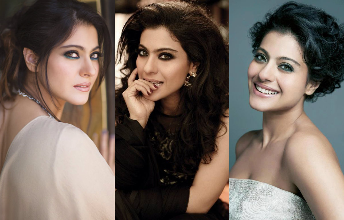 10 Pictures of Kajol which Prove that Natural Beauty never Fades