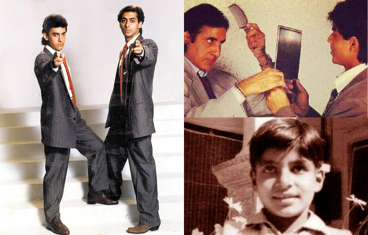 Rare Pictures of Bollywood Stars we Bet you Haven't Seen Before