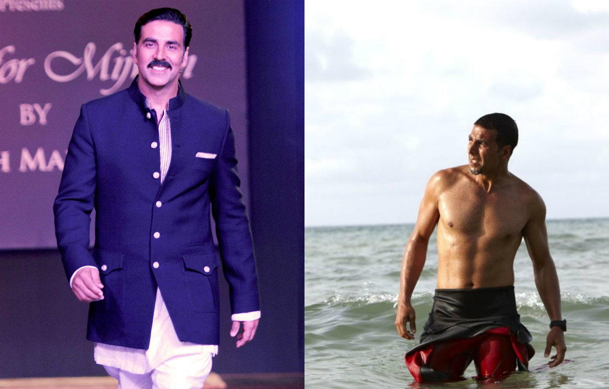 10 Pictures of Akshay Kumar which Prove that he Deserves the Title of