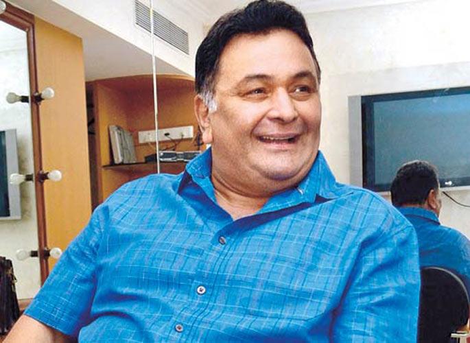 Rishi Kapoor spends five hours in makeup room